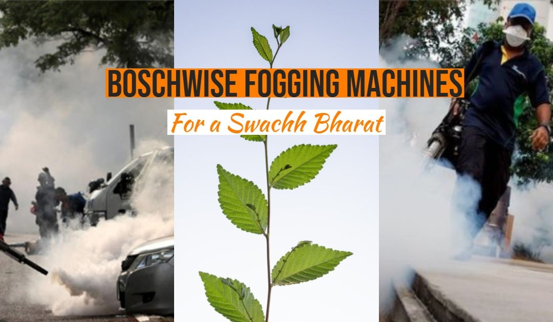 HOME | BOSCHWISE Fogging Machines - Thermal Sprayers